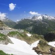 Rhone glacier, Furkapass, Switzerland — Stock Photo #34945943