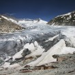 Rhone glacier, Furkapass, Switzerland — Stock Photo #34946155