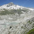 Rhone glacier, Furkapass, Switzerland — Stock Photo #34946227