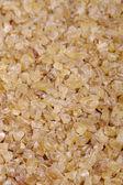 Bulgur wheat, closeup — Stock Photo