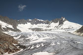 Rhone glacier, Furkapass, Switzerland — Stock Photo