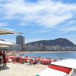 Copacabana - Rio de Janeiro -  Brazil - Stock Photo