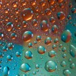 Water drops — Foto Stock