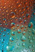 Les gouttes d'eau — Photo