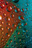 капли воды — Стоковое фото
