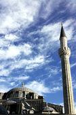 Mešita v istanbulu — Stock fotografie