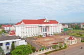 Government office. Vientiane. Laos. — Stock Photo