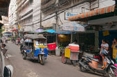 Bangkok Street — Stock Photo
