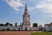 Catedral da Trindade e o kremlin. verkhoturie. Rússia. — Fotografia Stock