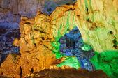 Cave on Halong Bay. Vietnam — Stock Photo