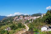 View of Sapa city. Vietnam — Stock Photo