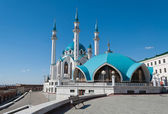 Kul Sharif mosque in Kremlin. Kazan. Russia. — Stock Photo