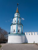 South-east tower of Raifa male Bogoroditssky Monastery. Tatarst — Stock Photo
