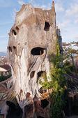 Hang Nga guesthouse (Crazy House). Da lat. Vietnam. — Stock Photo