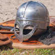 Viking weaponry — Stock Photo