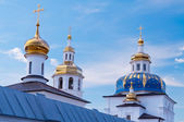 Abalak Znamenski Monastery. Siberia. Russia — Stock Photo