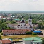 Church of Zakhariya and Elizabeth. Tobolsk. Siberia. Russia — Stock Photo