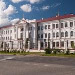 Постер, плакат: Tobolsk State socio educational Academy of Mendeleev Siberia R