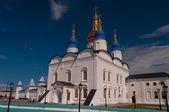St Sophia-Assumption Cathedral in Tobolsk Kremlin. Siberia. Russ — Foto de Stock