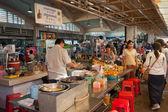 Central Market, Phnom Penh. Cambodia — Stock Photo
