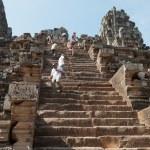 Ta Keo Tempel. Angkor. Kambodscha — Stockfoto