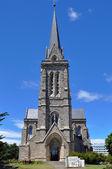 Kathedrale in san carlos de bariloche — Stockfoto