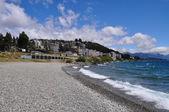Lake Nahuel Huapi. San Carlos de Bariloche. — Stock Photo