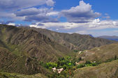 The Andes near Villavicencio — Foto Stock