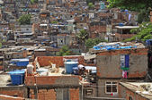 Favela Rocinha. — Stock Photo