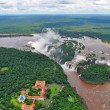 Stock Photo: Iguazu waterfalls