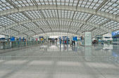 Station of Beijing Airport Express Train — Stock Photo