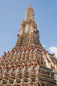 Wat Arun (Temple of Dawn) — 图库照片