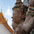 Statue of Giant at Wat Arun (Temple of Dawn) — Stock Photo #40620607