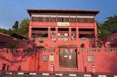 Melaka islámské muzeum — Stock fotografie