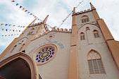 церковь святого франциска ксавьера — Стоковое фото