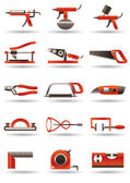 Construction and building manual tools — Stock Vector