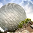 Epcot symbol, Disney World, Florida, USA. - Stock Photo