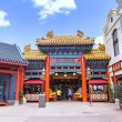 Disney World, Epcot, chinese pavilion. — Stock Photo