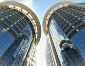Edificio moderno a orlando, florida, usa. — Foto Stock
