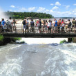 Iguazu Falls, Argentina. — Stock Photo