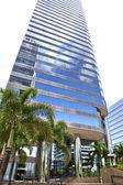 Skyscraper in Miami  Florida, USA. — Stock Photo