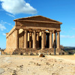 Stock Photo: Valley of Temple, Agrigento, Sicily, Italy.