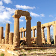 Valley of the Temple, Agrigento, Sicily, Italy. — Foto Stock