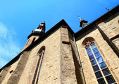 Briedern Cathedral, Germany. — Foto Stock