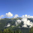 View from Val di Sole, Trent, Italy. — Stock Photo