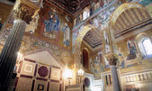 The Palatine Chapel, Palermo, Sicily, Italy. — Stock Photo