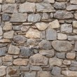 Background with exposed stone wall. — Stock Photo
