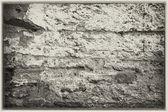 Pozadí s exponované kamenné zdi. — Stock fotografie