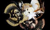 Venetian mask, Italy — Stock Photo