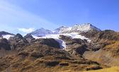 Pass Bernina, Switzerland — Stock Photo